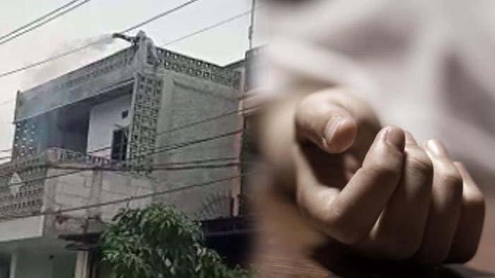 VIDEO Siswi SMP Tewas saat Main TikTok di Rumah Temannya, Tubuh Korban Hangus, Ini Kronologinya