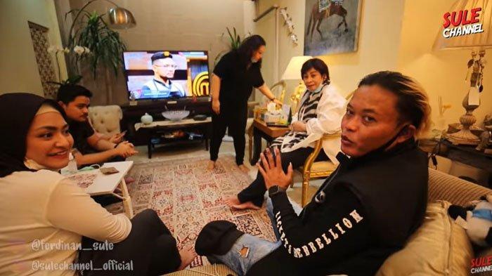 Sule Minta Restu ke Oma, Nathalie Holscher Bocorkan Tanggal Pernikahan : Pas Ulang Tahun
