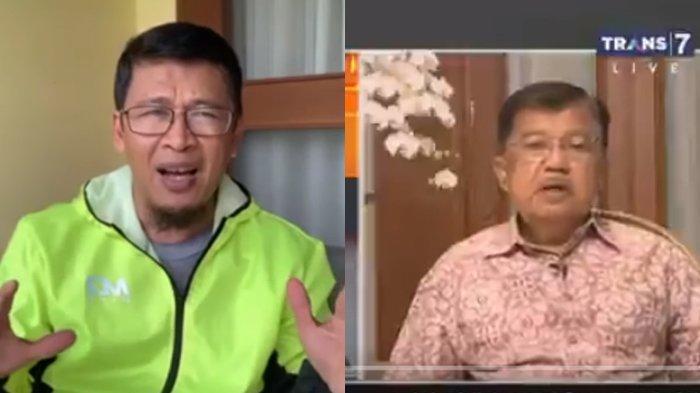 Aa Gym dan Dewan Masjid Ikuti Fatwa MUI Terkait Corona, Jusuf Kalla Ingatkan Soal Zona Merah