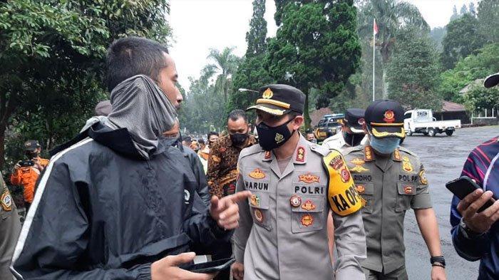 Jaga Kondusifitas, Kapolres Bogor Minta Kapolsek Tingkatkan Pengamanan di Rumah Ibadah