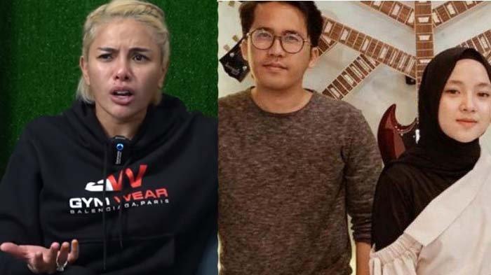 Ayus Tinggalkan Istri dan Anak Demi Nissa Sabyan, Nikita Mirzani : Mungkin Ditakdirkan Nikah Lagi