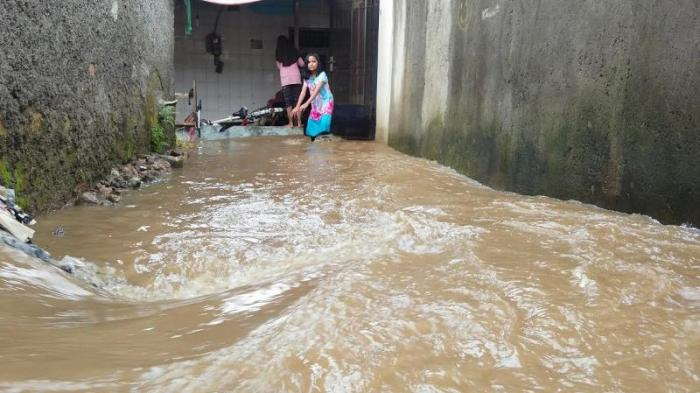 Warga Curhat ke Pemda, Apa Banjir Jakarta Pindah ke Bogor?