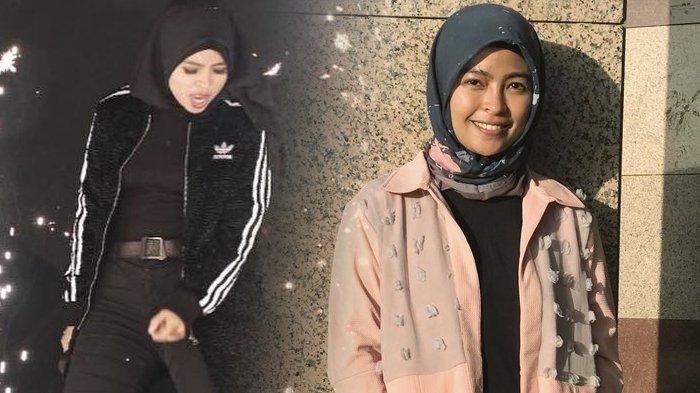 Jadi Backing Vokal Agnez Mo Lagu 'Matahariku', Tantri Kotak Tagih Imbalan Sepatu : Kok Gak Dikirim?