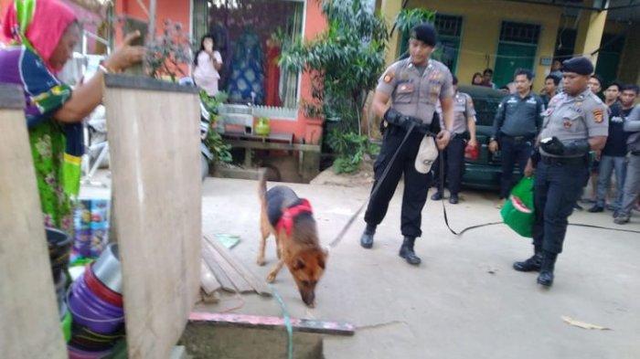 Anjing Pelacak Ungkap Jejak Balita Tanpa Kepala yang Ditemukan di Parit, Pawang : Biasanya Akurat