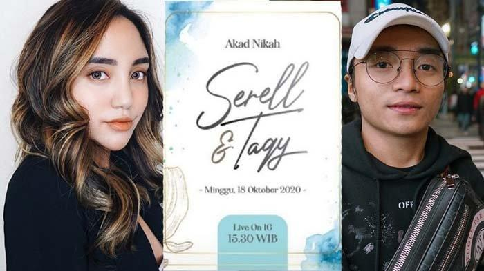 Taqy Malik Nikah Lagi dengan Selebgram Cantik, Salmafina Beri Balasan  Menohok: Beban Hidup Terangkat - Tribunnews Bogor