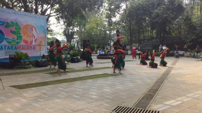 Hari Jadi Bogor ke 539, Pemkot Bogor Tampilkan Tarian Jagratara Waluya di Taman Ekspresi Sempur