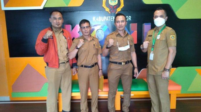 Atlet Tarung Derajat Kabupaten Bogor Waspadai Kekuatan 6 Daerah Ini saat Porprov XIV Jabar 2022