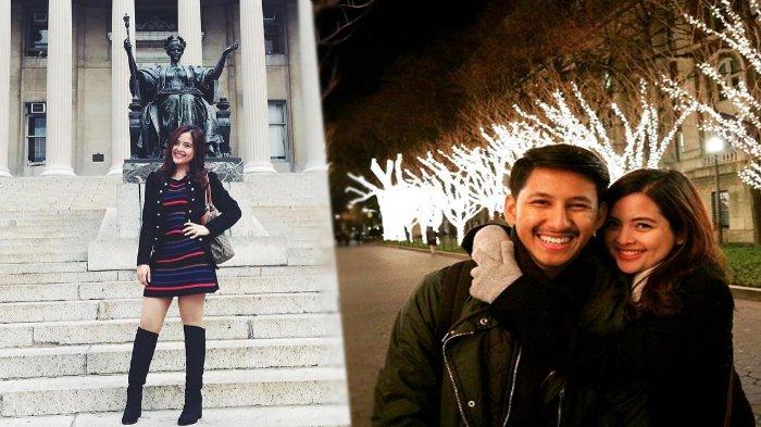 Disusulin Pacarnya ke New York, Foto-foto Mesra Tasya Kamila dan Randi Bachtiar Ini Bikin Baper