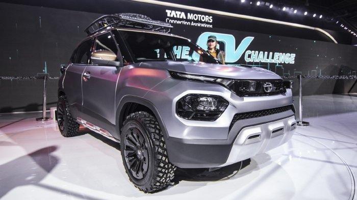 Penampakan Baby SUV Punch Pabrikan India, Harganya Dibanderol Rp 97,2 Juta