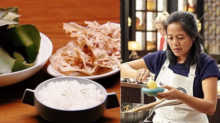 TERPOPULER : Wanita Ini Bikin Peyek Kacang di Masterchef Australia, Chef Dunia Beri Pujian: Enak !