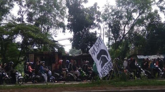 Usai Nonton Futsal di Gor Pajajaran, Pelajar di Bogor Nyaris Terlibat Tawuran saat Konvoi Motor