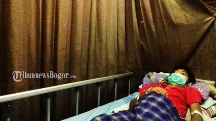 Dirawat di RSUD Kota Bogor, Perut Teguh Mulyana Mulai Mengecil, Dokter Keluarkan Ini dari Perutnya