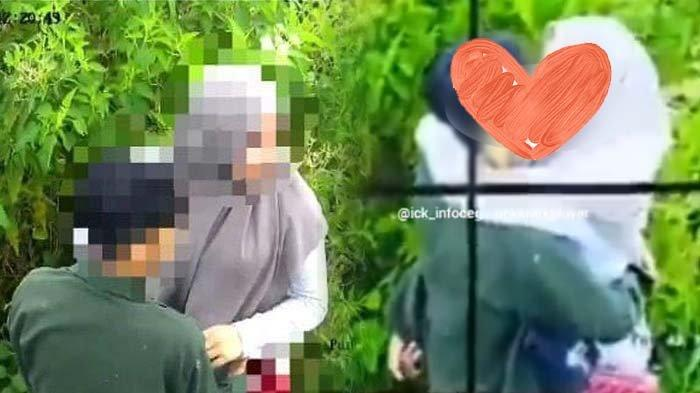 Heboh Video Dua Sejoli Lakukan Aksi Tak Senonoh di Kebun Teh, Tak Sadar Adegannya Terekam CCTV