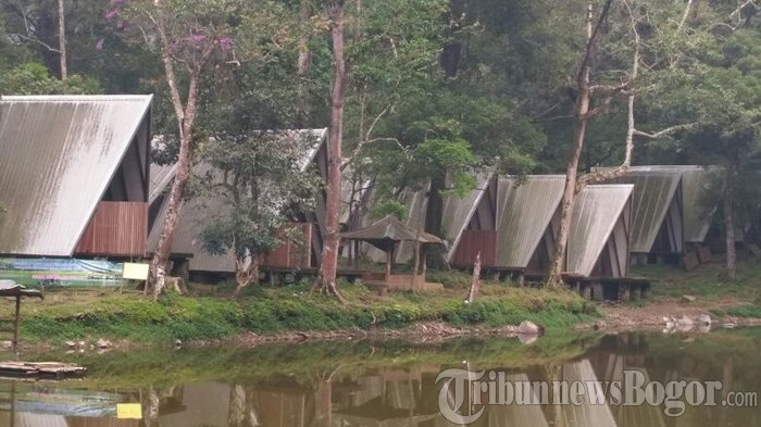 Keberadaan Cottage Di Talaga Warna Puncak Tuai Kecaman, YLHI: Harusnya Ditanami Bukan Dibangun