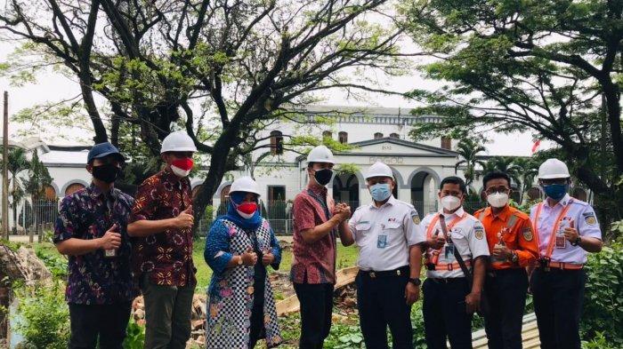 Berdiri 30 Tahun Lalu, Ini Detik-detik Tembok Pemisah Stasiun Bogor dan Alun-alun Bogor Dibongkar