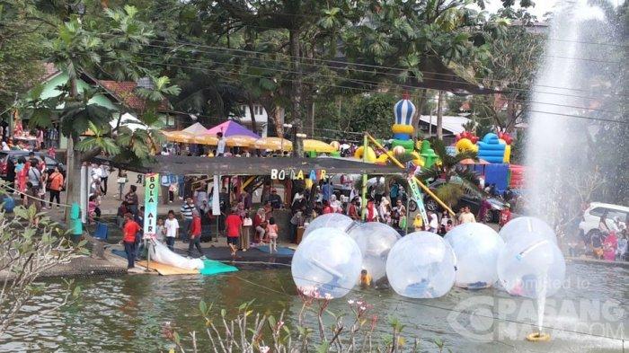 Antisipasi Lonjakan Pengunjung, Lokasi Wisata di Kota Bogor Siapkan Petugas Tambahan