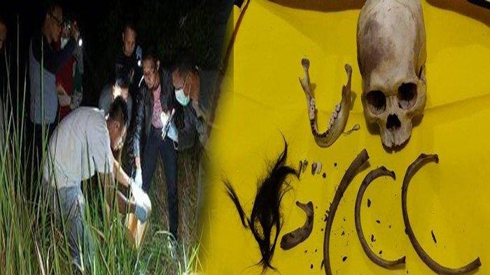 Tengkorak yang Ditemukan Warga Diduga Milik Sosok Misterius, Polisi Sebut Ada Segumpal Rambut