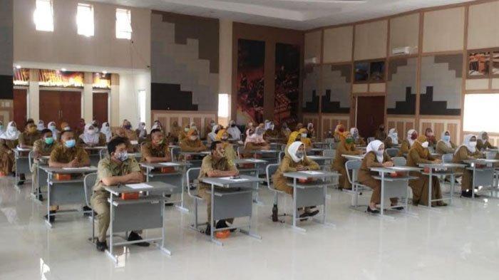1.182 Tenaga Honorer di Kabupaten Bogor Diangkat Jadi Pegawai Pemerintah dengan Perjanjian Kerja