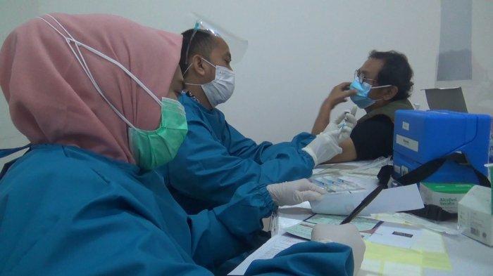 Jelang Wacana PTM Bulan Juli, Dinkes Optimalkan Vaksinasi untuk Guru