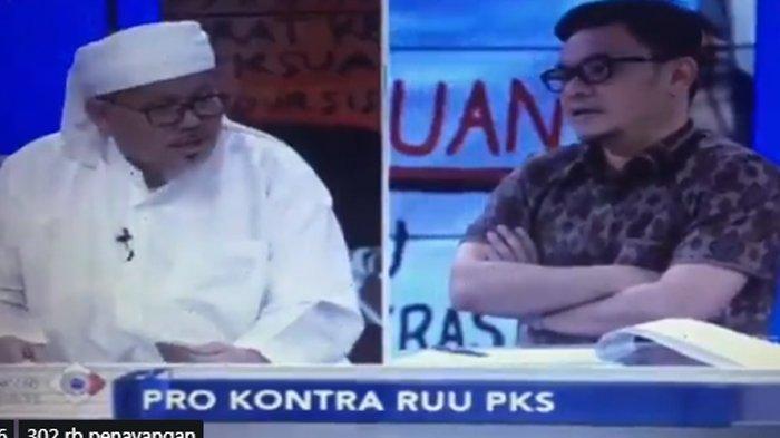 Tengku Zulkarnain Tak Temukan Pasal Pemerintah Sediakan Alat Kontrasepsi, TKN : Minta Maaf ke Jokowi