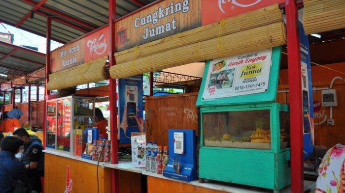 11 Kuliner Legendaris di Teras Surken Bogor, Es Pala Pak Ujang hingga Asinan Jagung Bakar