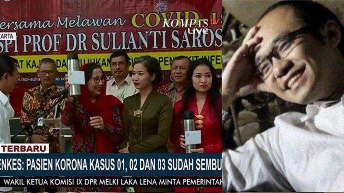 Menkes Terawan Beri Jamu ke Pasien Sembuh dari Corona, Yunarto Wijaya: Terasa Nyebelin Menurut Saya