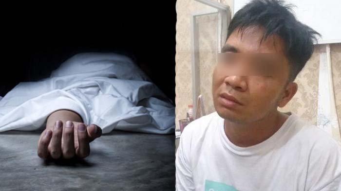 Siasat Licik Anak Habisi Ayah Kandung Secara Sadis,Sempat Lapor Polisi Ngaku Korban Dibunuh Perampok