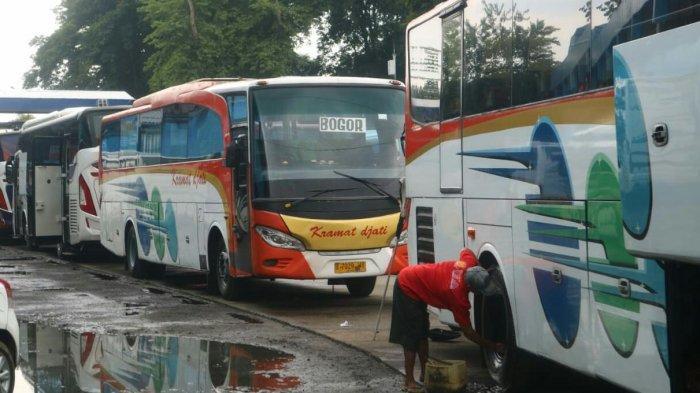 Belum Ada Lonjakan Penumpang Pada Libur Nataru di Terminal Baranangsiang Bogor