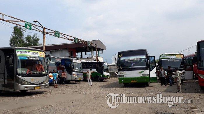 Biar Aman, Polisi Jaga Terminal Baranangsiang 24 Jam