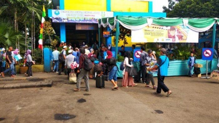 Hingga H-3 Lebaran, 5000 Pemudik Sudah Diberangkatkan dari Terminal Bus Tanjung Priok