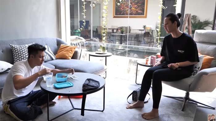 Paula Maksa Pindah Rumah karena Sering 'Diteror' Orang, Baim Wong Syok Lihat Buktinya : Serem Amat !