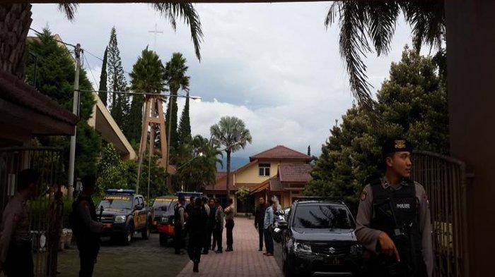 Ada Ancaman Teror di Kota Batu Malang, Polisi Sisir Seluruh Gereja