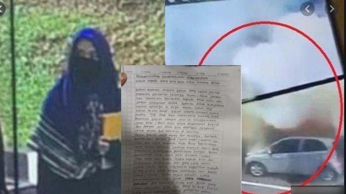 Tulis Surat Wasiat, Pelaku Teror Bom Makassar dan Mabes Polri Disebut Pakar Trik Tutupi Rasa Takut