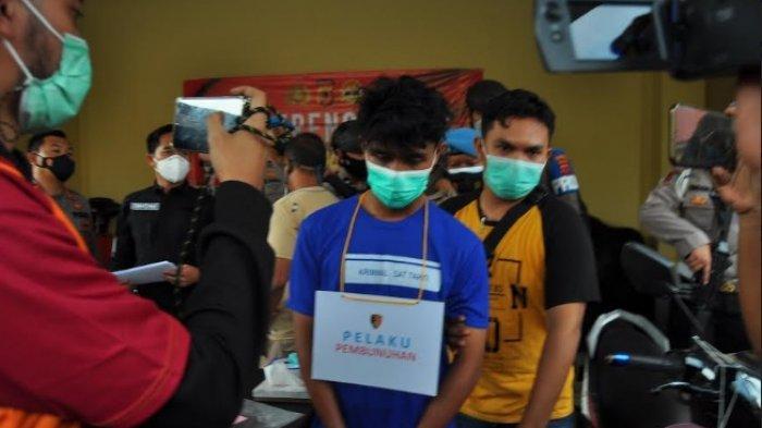 Ini Tampang Pelaku Pembunuhan Gadis SMA dalam Plastik di Cilebut, Polisi Sebut Korbannya 2 Orang