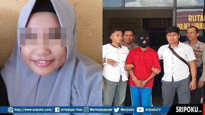 Terduga Pelaku Pembunuhan Siswi SMP Lubuklinggau Mulai Terbongkar, Sosoknya Masih Bocah
