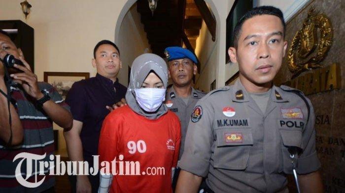 Terancam Hukuman 6 Tahun Penjara, Ibu Asal Bogor yang Menghina Walikota Risma Menangis Minta Maaf