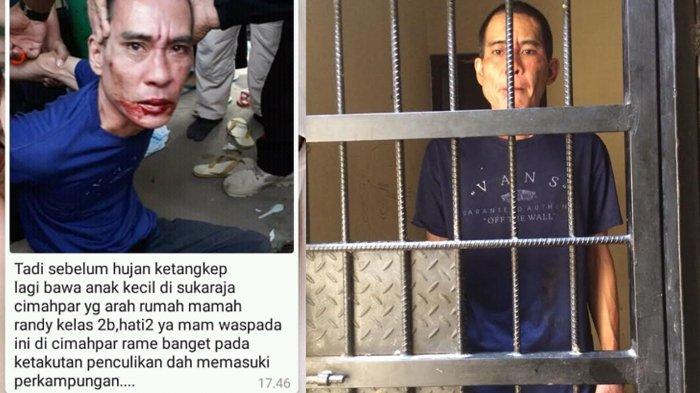 Foto Pria Ini Tersebar Disebut sebagai Penculik Anak di Bogor, Ini Kejadian Sebenarnya