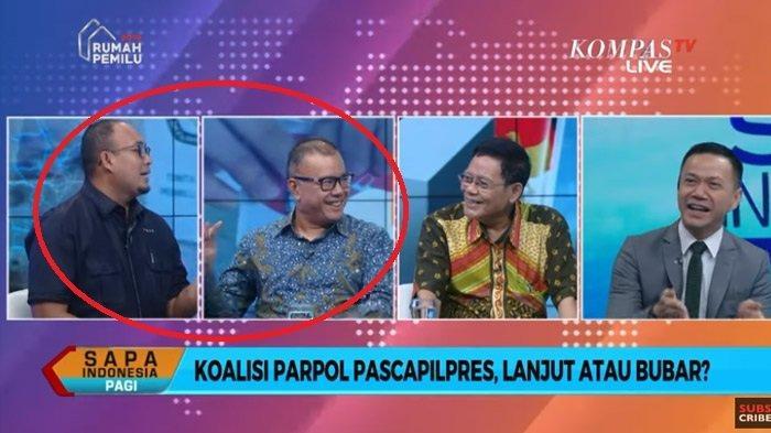 Gerindra Ngaku Dapat Tawaran Menteri dari Jokowi, PAN Tertawa Sindir Ketegasan Andre untuk Menolak