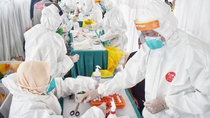UPDATE Kasus Corona Indonesia 4 Agustus 2020: Jumlah Pasien Positif Tembus 115.056 Kasus
