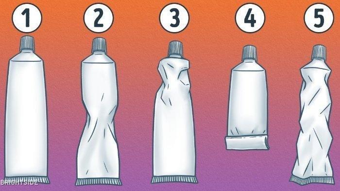 Tes Kepribadian - Cara Memencet Pasta Gigi Bisa Ungkap Karakter Aslimu, No.4 Perfeksionis