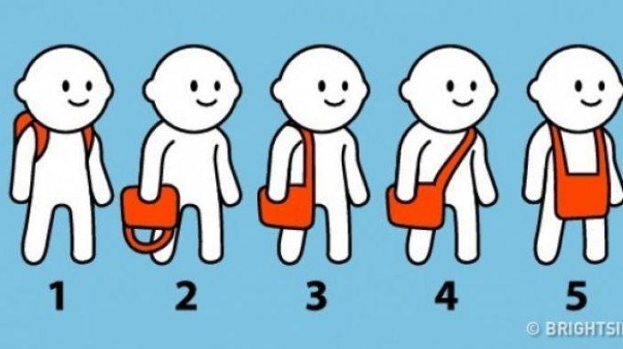 Tes Kepribadian, Mana Gayamu saat Memakai Tas? Ungkap Karakter Aslimu yang Tersembunyi