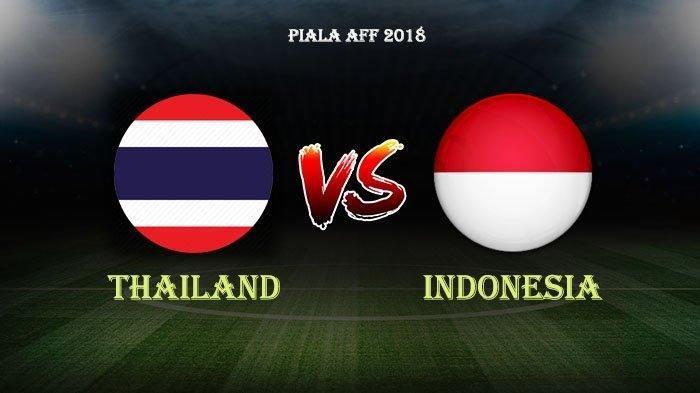 Link Live Streaming Timnas Thailand Vs Indonesia - Nasib Indonesia Bila Menang, Kalah atau Seri