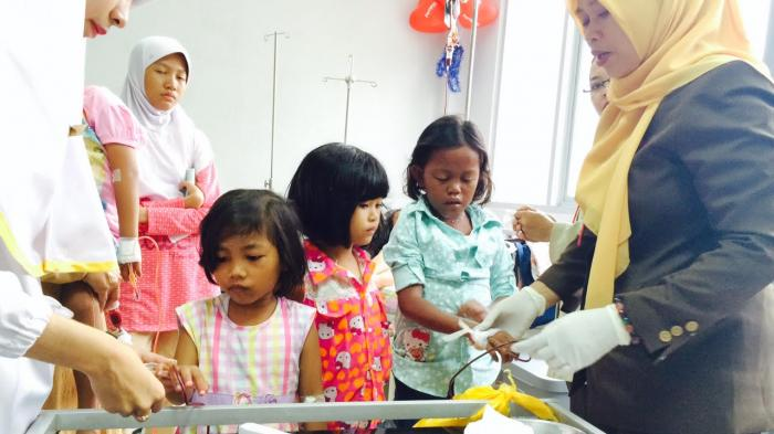 Besok Dokter Cuti, Pasien Thalasemia yang Transfusi Darah di RS PMI Bogor Melonjak