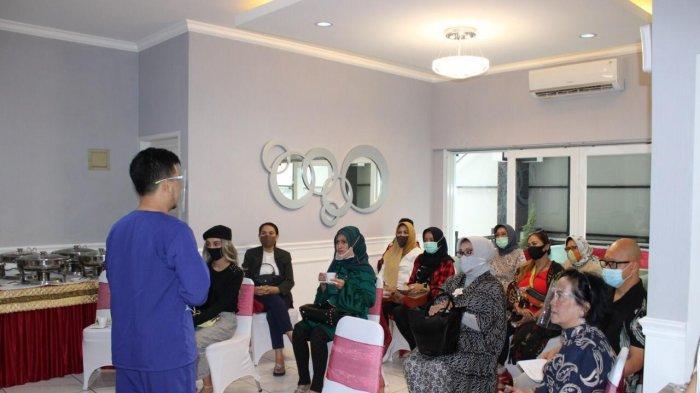 The Clinic Beautylosophy Gelar Mini Meeting, Tawarkan Kembali Muda dalam Hitungan Menit