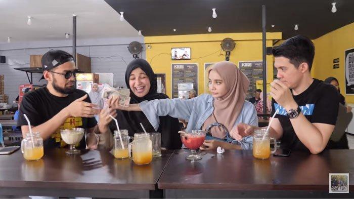 Diminta Bayar Usai Makan di Resto Teuku Wisnu, Zaskia Sungkar Sodorkan Tarif Endorse ke Adik Ipar