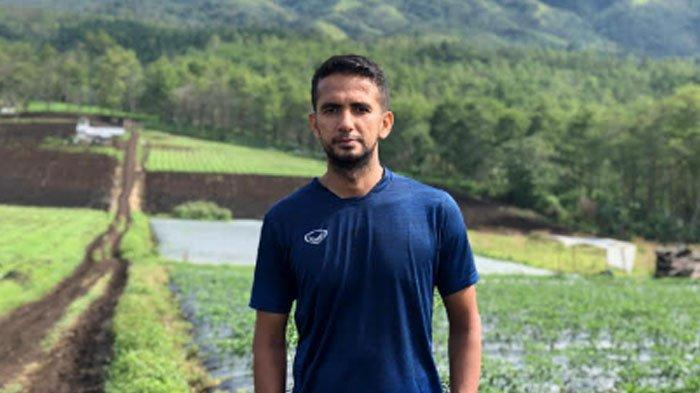 Liga Indonesia Belum Bergulir, Wasit Thoriq Alkatiri Jaga Kebugaran di Kaki Gunung Arjuno