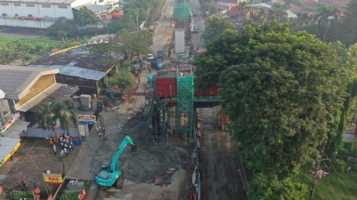Tiang Proyek Tol BORR Ambruk, KJKT Lakukan Investigasi