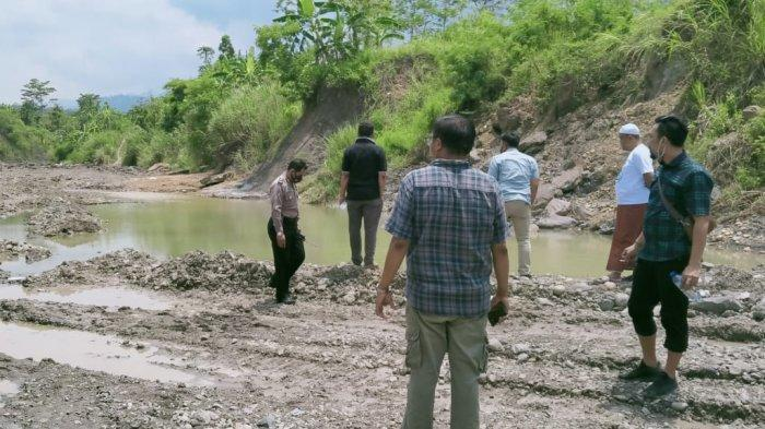 Tiga Bocah Tewas Terbawa Arus Sungai Cileungsi Bogor