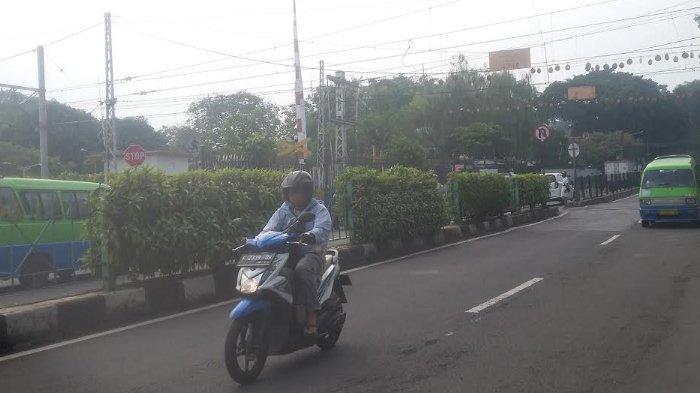 Info Lalu Lintas Kota Bogor - Jalan Kapten Muslihat Saat Ini Lancar