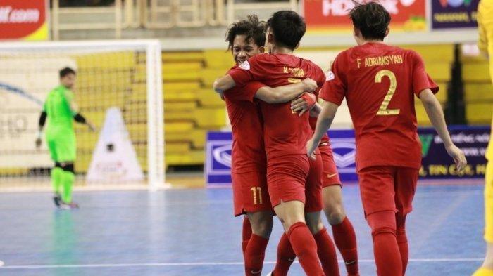 Link Live Streaming Semifinal AFF Futsal Indonesia Vs Myanmar, Kickoff Mulai Pukul 17.00 WIB